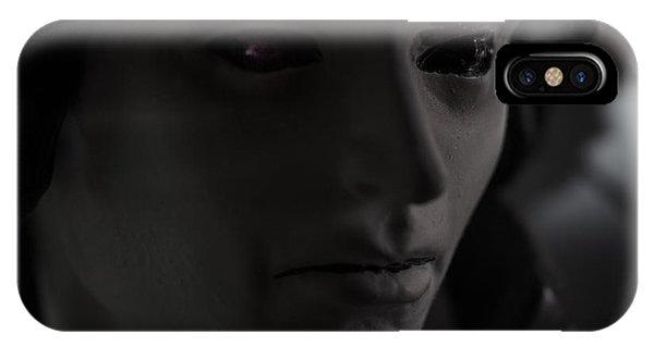 Sandman Portrait - Morpheus IPhone Case