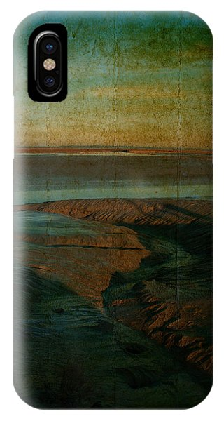 Sands At Mount St Michael IPhone Case