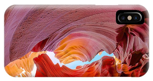 Sandstone Chasm IPhone Case