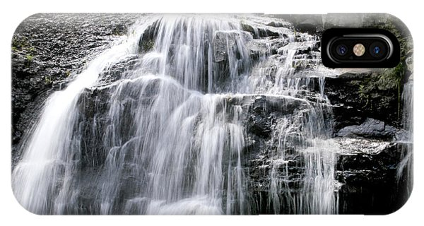 Sandstone Falls IPhone Case
