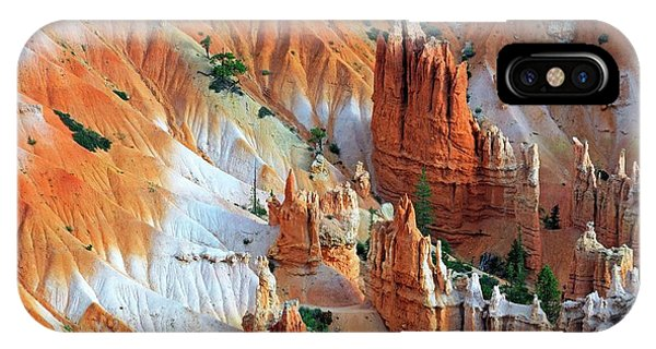 Physical iPhone Case - Sandstone Hoodoos by Bildagentur-online/mcphoto-schulz