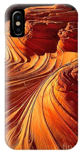 Sandstone Silhouette IPhone Case