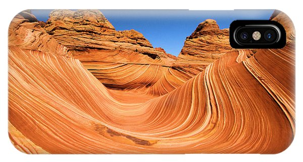 Sandstone Surf IPhone Case