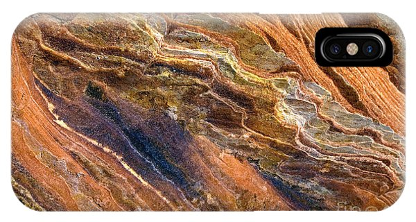 Sandstone Tapestry IPhone Case