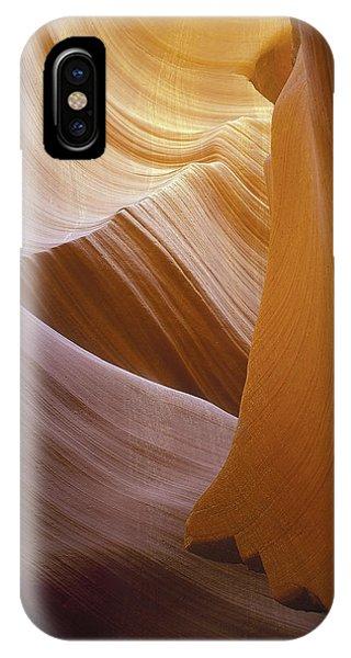 Sandstone Vortex IPhone Case