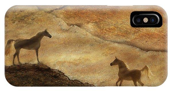 Sandstorm IPhone Case