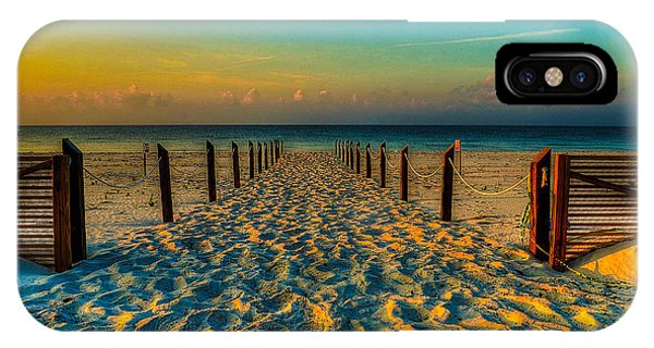 Sandy Beach IPhone Case