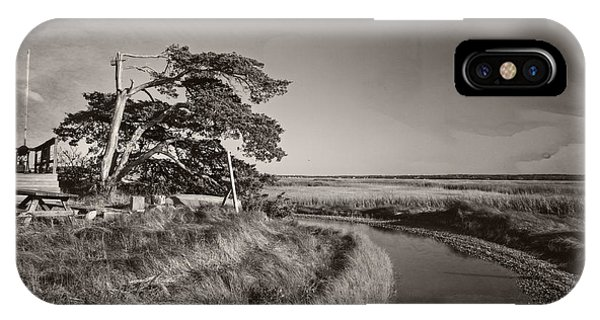 Sandy Neck Dune Deck IPhone Case