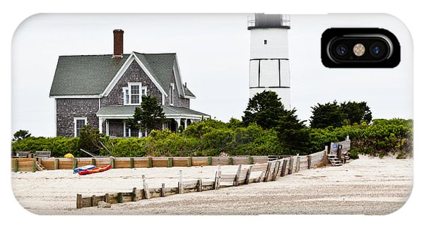 Sandy Neck Lighthouse Cape Cod IPhone Case