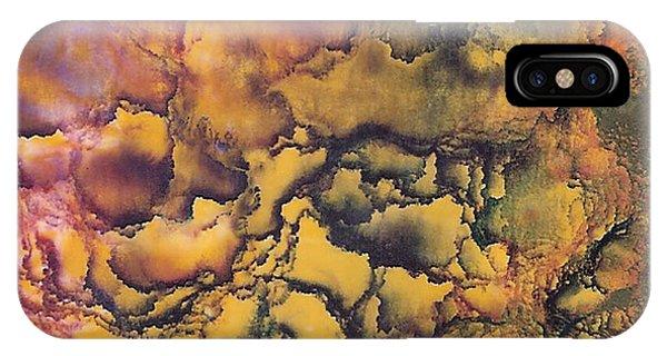 Sandy's  Artwork IPhone Case