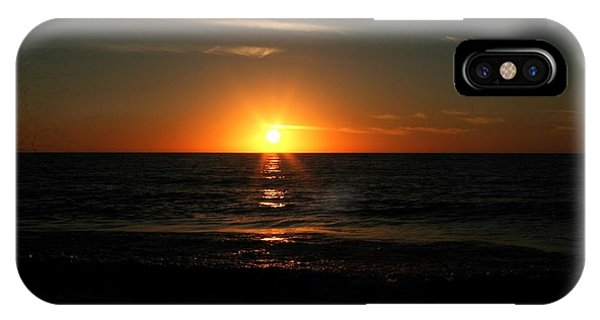 Sanibel At Sunset IPhone Case
