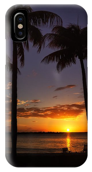 Sanibel Island Sunset IPhone Case