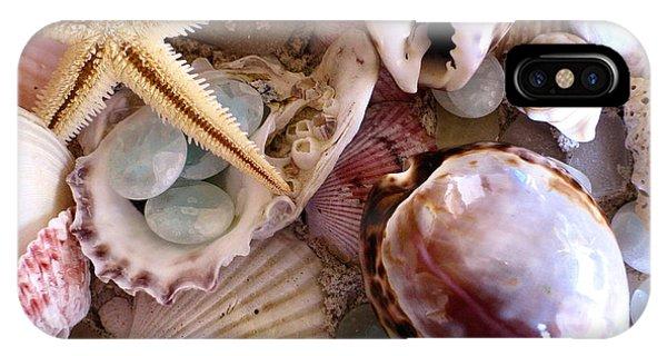 Sanibel Shells IPhone Case
