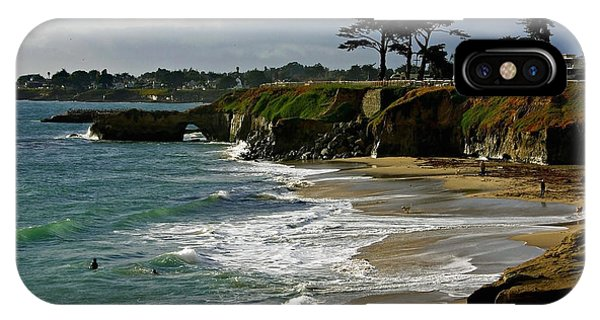 Santa Cruz Beach IPhone Case