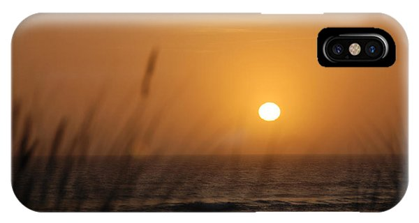 Santa Cruz Sunset IPhone Case