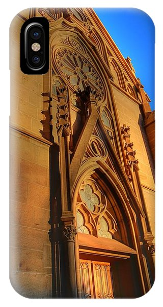Santa Fe Church IPhone Case