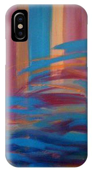 Santa Fe Hues IPhone Case