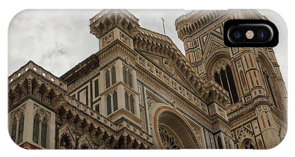 Santa Maria Del Fiore - Florence - Italy IPhone Case
