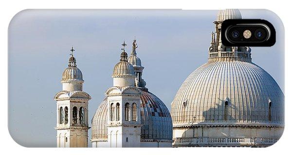 Santa Maria Della Salute In Venice IPhone Case