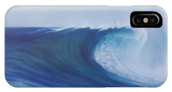 Santa Maria River IPhone Case