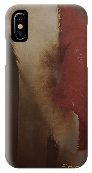 Late Night Visitor IPhone Case