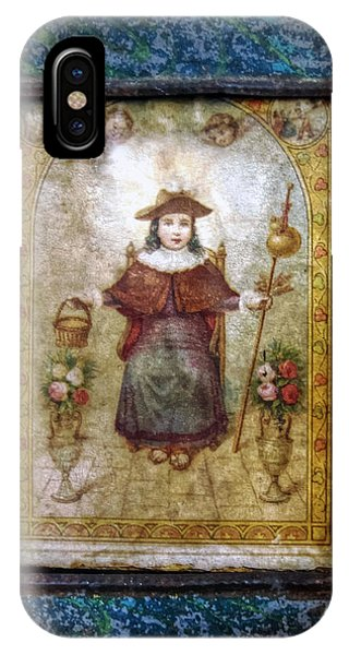 Santo Nino De Atocha IPhone Case