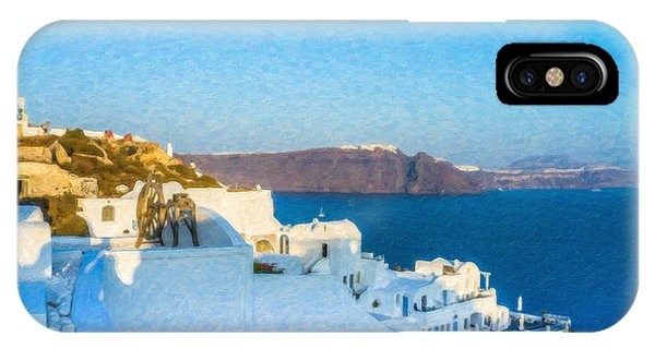 Santorini Grk4163 IPhone Case