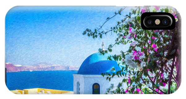 Santorini Grk4166 IPhone Case