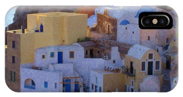 Santorini Grk6424 IPhone Case