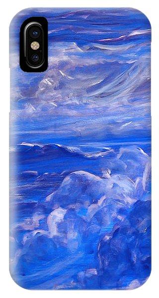Sapphire Sea IPhone Case