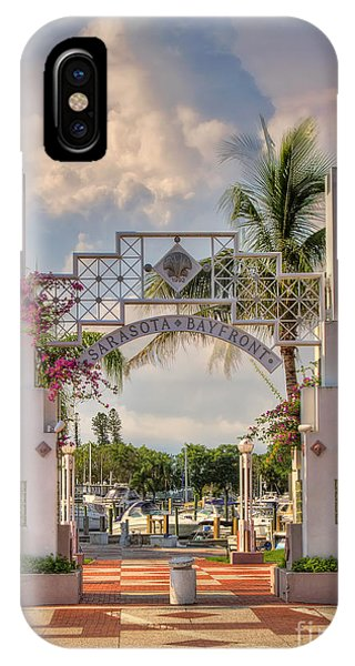 Sarasota Bayside IPhone Case