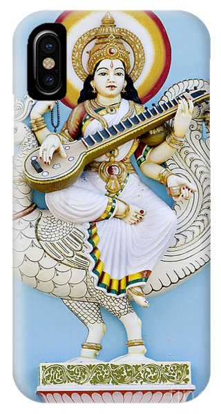 Saraswati IPhone Case