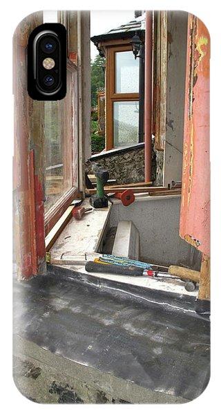 Sash Window Refurbishment IPhone Case