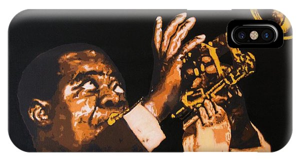 Satchmo IPhone Case