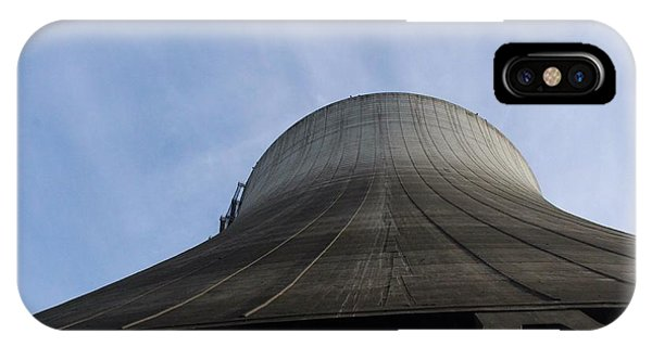 Satsop Tower IPhone Case