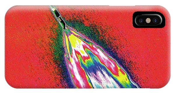 Spaceflight iPhone Case - Saturn V Rocket by Nasa/detlev Van Ravenswaay