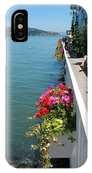 Sausalito Leisure IPhone Case