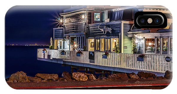 Sausalito Waterfront 1 IPhone Case