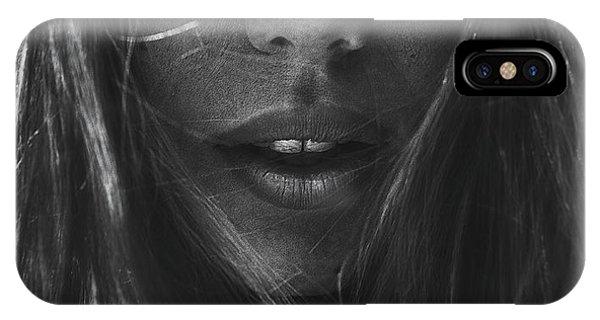 Lips iPhone Case - Savane by Joan Le Jan