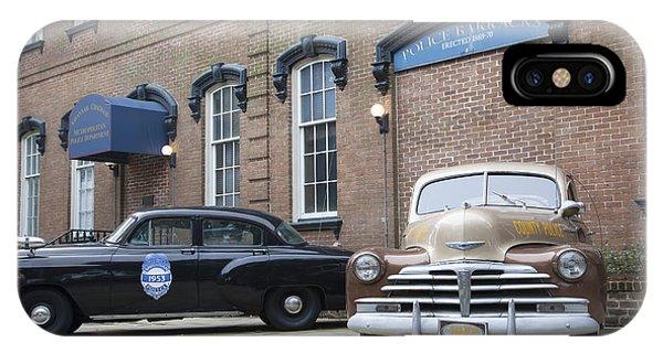 Savannah Chatham Metropolitan Police Department IPhone Case