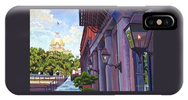 Savannah Morning IPhone Case