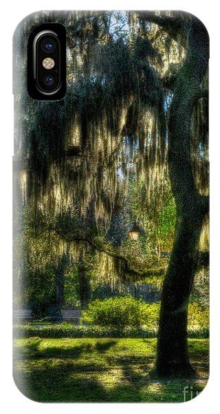 Savannah Sunshine IPhone Case