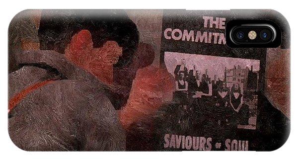 Saviours Of Soul IPhone Case