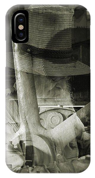 Sawmill IPhone Case