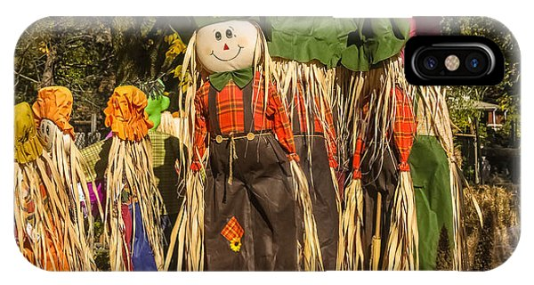 Scarecrow IPhone Case