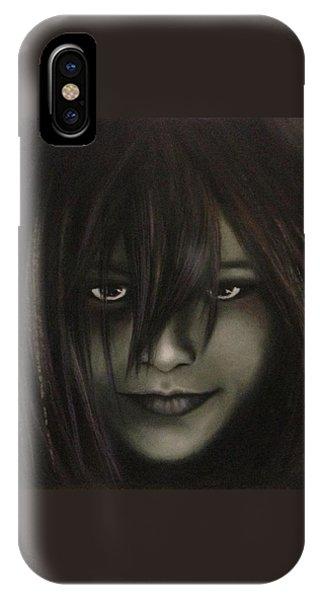 Scarlett IPhone Case
