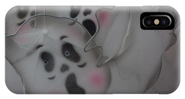 Scary Ghosts IPhone Case