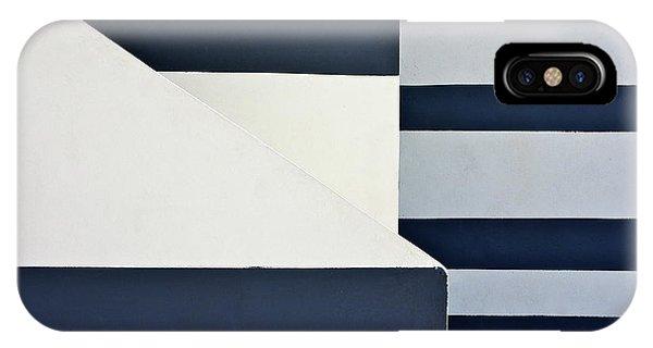 Hand iPhone Case - Scendendo by Paolo Luxardo
