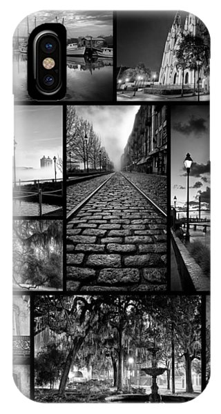 Scenes From Savannah IPhone Case