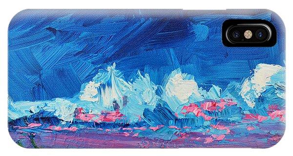 Scenic Landscape  IPhone Case